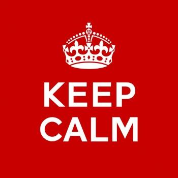 Accident Repair Keep Calm